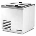 "Ice Cream Freezer 30-5/8""W, 7.2 Cu. Ft. Capacity"