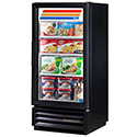 True GDM-12F-LD Glass Door Merchandiser Freezer - One Door, 12 Cu. Ft.