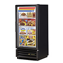True GDM-10F-LD Countertop Glass Door Merchandiser Freezer, 10 Cu. Ft.