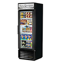 True GDM-19T-F-LD Glass Door Merchandiser Freezer, 19 Cu. Ft.