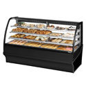 "True TDM Dry Bakery Case, 77-1/4""W"