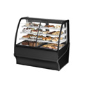 "True TDM Dual Zone Bakery Case, 48-1/4""W"