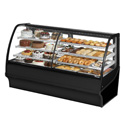 "True TDM Dual Zone Bakery Case, 77-1/4""W"