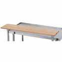 "48"" Adjustable Cutting Board for Equipment Stand 680-020"