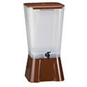 Iced Tea/Lemonade Dispenser, 5 Gallon Capacity