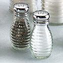 Beehive Salt/Pepper Shakers - 2 oz. capacity
