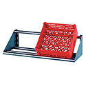 Wall Mount Sorting Shelf - 2 Rack Capacity