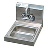 "Advance Tabco - 7-PS-23-EC-X Hand Sink With 9""Wx9""D Bowl"