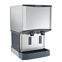 Scotsman HID525A-1 Meridian Countertop Ice Maker and Dispenser, 500 lb. Production