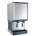 Scotsman HID540A-1 Meridian Countertop Ice Maker and Dispenser, 500 lb. Production