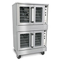 Exclusive Double Stack Convection Oven