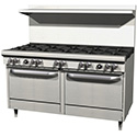 "Exclusive C60DD 60"" 10 Burner Range"