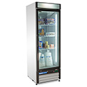 Central Exclusive 69K-117 Swing Glass Door Freezer, 1 Door