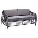Zuo Modern 703645 Wreak Beach Sofa, Gray