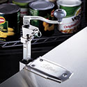 NSF Medium Duty Can Opener - Plated Screw