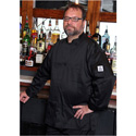 Chef Revival J200 White Long Sleeve Chef Jacket