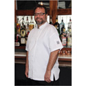 Chef Revival J205 White Short Sleeve Chef Jacket
