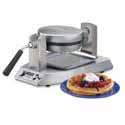 Waffle Bakers, Crepe Machines