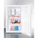 Summit Appliance FF511L7MED Counter-Height, All-Refrigerator For Medical Applications