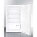 Summit Appliance FF511LBI7MED Counter-Height, All-Refrigerator For Medical Applications