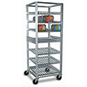 Kitchen Can Rack - Adjustable Aluminum