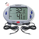 Dual-Cool® Dual Panel Digital Thermometer - Two Air Probes