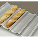 "Baguette and French Bread Pan, 3""Wx26""D"
