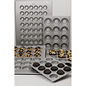 Mini Cupcake and Muffin Pan - (24) 2-1/8 Cup Capacity