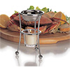 Focus 594GCH - Glass Candle Holder for all Butter Melter