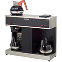 Commercial Coffee Brewer Pour-O-Matic Brewer, 3 Warmers