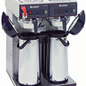 Airpot Coffee Brewer Dual Head, Automatic
