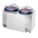 Food Warmer and Cooker - Dual