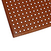 """Franklin Machine Products 280-1474 - Superflow Safety Floor Mat By Teknor Apex Grease Proof, 3' X 5' X 5/8"""" Thick"""
