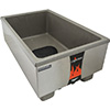 Franklin Machine Products 280-2018 - Cayenne Full Size Heat'N Serve Countertop Warmer By Vollrath