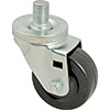"""Franklin Machine Products 120-1218 - 3"""" Swivel Stem Caster Load Capacity 1200 Lbs Per Set Of 4"""