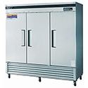 Reach In Freezer - 3 Solid Doors, 72 Cu. Ft.