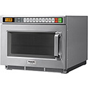 Panasonic NE21523 Commercial Microwave - Heavy Duty, 15 Power Levels, 0.6 Cu. Ft.
