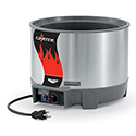 Food Warmer/Rethermalizer - Round Heat And Serve 11 Quart