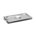 Slotted Cover for 22 Gauge Third-Size Steam Table Pans