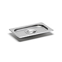 Solid Cover for 22 Gauge Ninth-Size Steam Table Pans