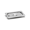 Slotted Cover for 22 Gauge Ninth-Size Steam Table Pans