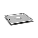 Slotted Cover for 22 Gauge Two-Thirds-Size Steam Table Pans