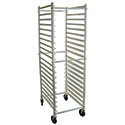 "Bun Pan Rack - 3"" Slide Spacing, 20 Pan Capacity"