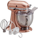 Mixer - Tabletop 5 Quart, Custom Metallic Colors