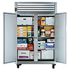 Traulsen G20010 Reach In Refrigerator - Two Doors, 46 Cu. Ft.