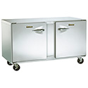Undercounter Refrigerator Two Door