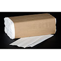 """Disposable C-Fold Embossed Towels, 13""""Wx10-1/8""""D"""