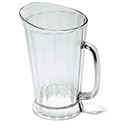 Plastic Pitcher - 60 oz., Without Ice Lip