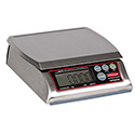 Dishwasher Safe Digital Portion Control Scale - Stainless Steel Construction, 12lbs.x0.10oz.