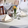 "SoftWeave Restaurant Table Linens, 20""Wx20""D Napkins"